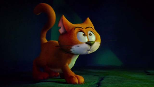 Smurfs: The Lost Village - Azrael cat