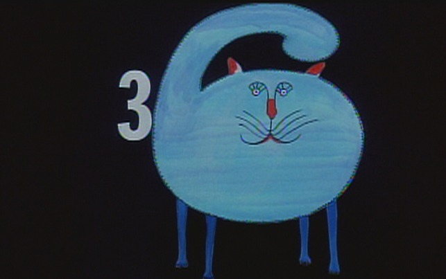 Yellow Submarine - cat in number 36
