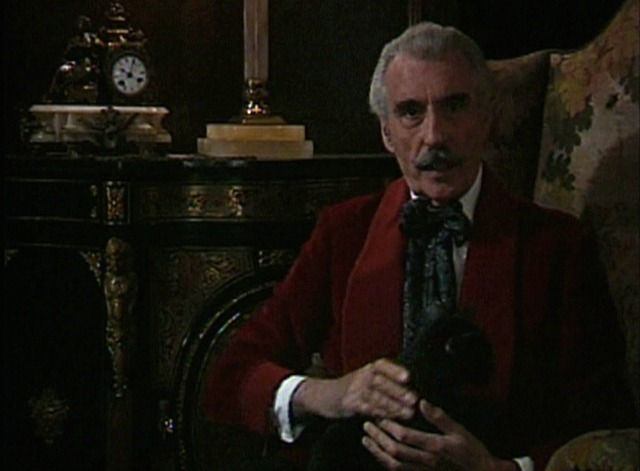 Tales of Mystery and Imagination - The Black Cat and Christopher Lee