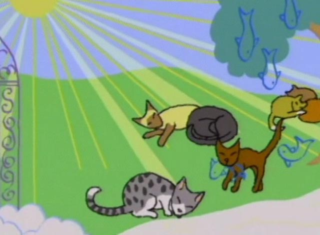 Home Movies - Brendon Gets Rabies - cats in kitty heaven