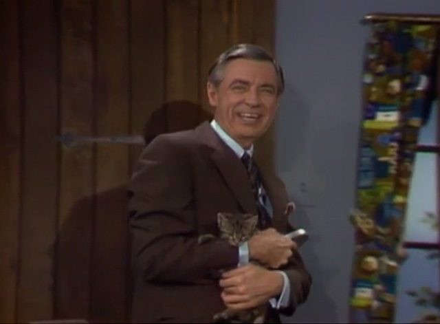 Mister Rogers Neighborhood Season 16 Episode 9 Cinema Cats